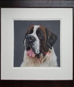 Bruno framed