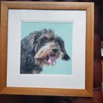 Tino framed