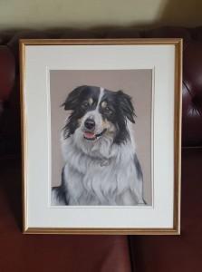 Bailey framed