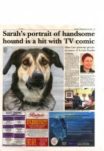 Scruffts,scruffts finalists, scruffts 2018, Milo, portrait, pet portraits, pet portrait, dog portrait
