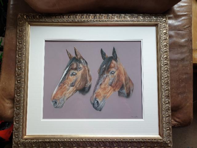horse pastel portrait, pastel horse portrait, framed horse portrait, horse portrait, pastel pet portrait, pastel horse portrait, horse portraits, framed pet portrait, framed equine portrait, equine portrait, equine artist, equine art, horse art, horse artist
