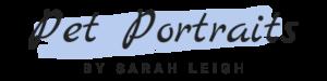 Logo - Sarahs pet portraits